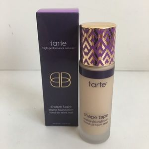 Tarte Matte Shape Tape Foundation Light Neutral